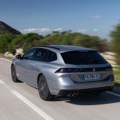 Autonews der WocheKombiversion des Peugeot 508 in den Startlöchern / Neues City-SUV von DS Automobiles / Plug-in-Hybrid des 7er-BMW mit mehr Leistung und Reichweite