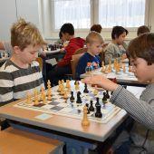 Schach-Nachwuchs misst sich in Lustenau
