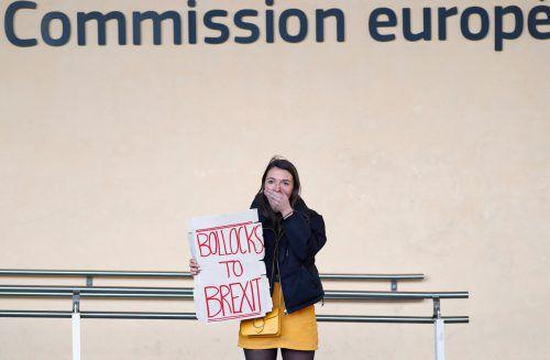 Kommt es zu einem Chaos-Brexit, müssen junge Menschen mitunter um ihren Auslandsaufenthalt fürchten. reuters