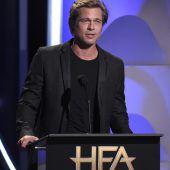 Brad Pitt gratulierte seiner Ex-Frau zum 50. Geburtstag
