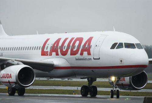 Lauda fliegt von Friedrichshafen viermal wöchentlich nach Mallorca. APA