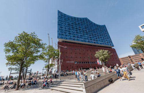 Liebstes Urlaubsland der Deutschen ist Deutschland, im Bild Hamburg. apa