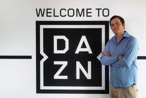 Martin Pfanner ist für den Sportkanal DAZN beim NFL-Finale. DAZN