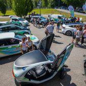 Nachfrage nach E-Mobilität steigt im Musterland Vorarlberg weiter