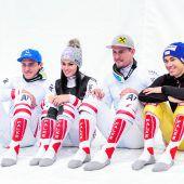 Krankenstand statt Ski-WM