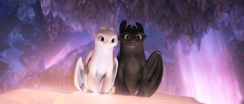 """Mit """"Drachenzähmen leicht gemacht 3: Die geheime Welt"""" findet eines der beliebtesten Animationsabenteuer aller Zeiten seinen Höhepunkt. Universal Pictures"""