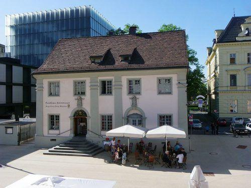 Kornmesser. Wirt Michael Salzgeber übergibt das Bregenzer Paradegasthaus am 1. Juni an Thomas Zwerger und sein Team.