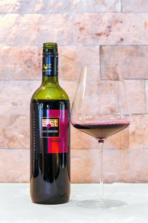 """Nach einer Stunde in der Karaffe wird dieser Wein zum """"Schmeichler"""" im Glas.Oliver Lerch"""