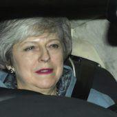 Keine Rückendeckung für Theresa May