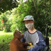 Botschafter der Orang-Utans