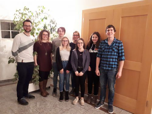 Nicht nur fünf neue Mitglieder verstärken nun den Musikverein Röthis, sondern mit Manuel Stadelmann auch ein neuer Obmann. MVH Röthis
