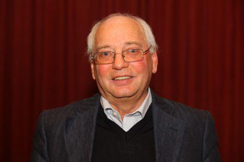Nur eine kurze Zeit der Pension war Peter Wöß vergönnt. Was bleibt ist die Erinnerung an eine hochgeachtete Persönlichkeit.vn