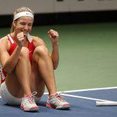 Österreichs Tennis-Damen gelingt der direkte Wiederaufstieg