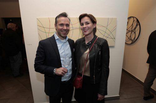 Raphael Näscher und Christina Reiff-Näscher.