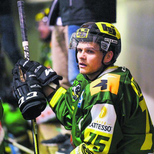 Scorte in den vergangenen fünf Spielen immer: Max Wilfan. Lerch
