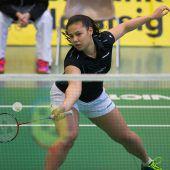 Gold und Silber für Serena Au Yeong