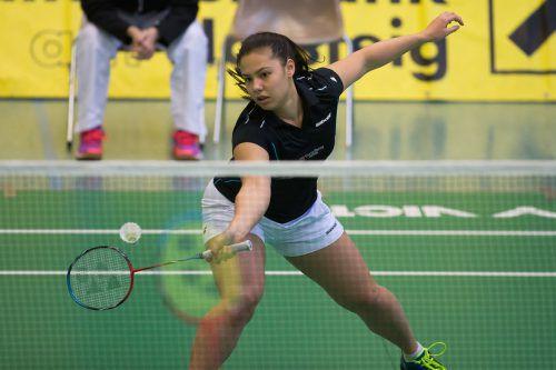 Serena Au Yeong wurde Staatsmeisterin im Mixed- und zusätzlich Vizemeisterin im Damendoppel.Steurer