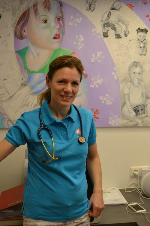 Sharon Tagwerker hat sich sowohl der Schulmedizin als auch der Traditionellen Chinesischen Medizin verschrieben. bischof