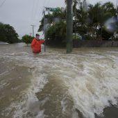 Jahrhundertflut kommt auf Australiens Nordosten zu