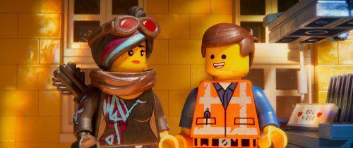 """""""The Lego Movie 2"""" ist einer der besseren und klügeren Animationsfilme der vergangenen Jahre. ap"""