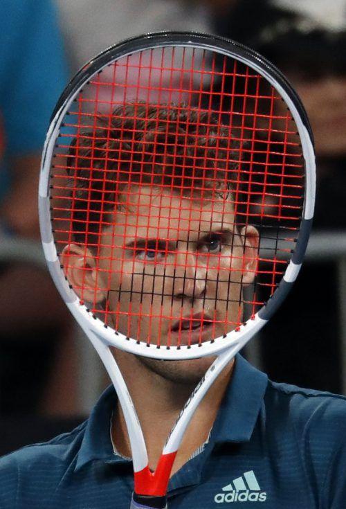 Thiem hat nach einer vierwöchigen Pause den Titel in Buenos Aires im Visier. Nachdem er in Australien aufgeben musste, ist seine Form aber fraglich.Reuters