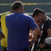 Fußballtalente sterben bei Brand in Trainingszentrum