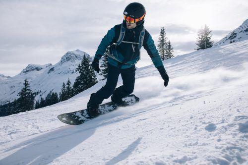 Über zu wenig Schnee konnten sich die Skigebiete heuer bislang nicht beklagen. lech