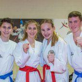 Karatekas greifen in Aalborg an