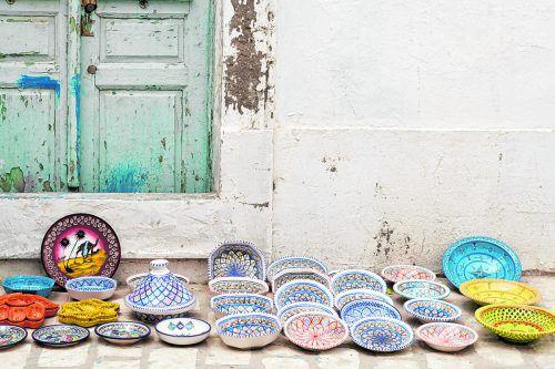 Wer Souvenirs für zu Hause kaufen möchte, wird in der Altstadt bestimmt fündig.