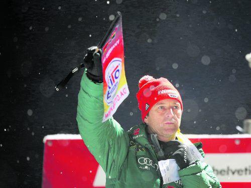 Werner Schuster gab bei den deutschen Skispringern elf Jahre lang die Richtung vor. gepa