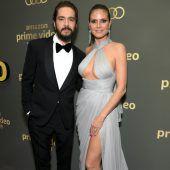 Heidi Klum und Tom Kaulitz: Verliebt, frisch verlobt und bald Eltern?