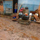 Unwetter: Zwölf Tote in Brasilien