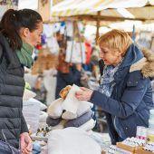 Kreativmarkt am Lustenauer Kirchplatz