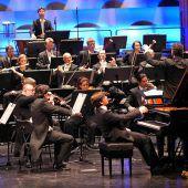 Klavierfestival junger Meister mit Aaron Pilsan