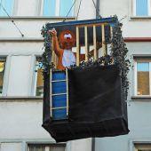 Der Bregenzer Bürgermeistermuss den Schlüssel abgeben
