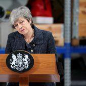 May will von der EU mehr Entgegenkommen