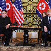 Kim-Trump-Gipfel gescheitert