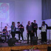 Gesangsschülerinnen laden zur Vocalnight