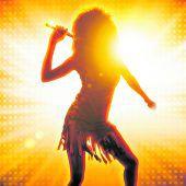 Eine Nacht mit den Liedern von Rockröhre Tina Turner