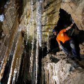 Längste Salzhöhle der Welt