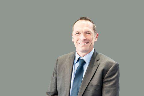 Andreas Reger war zuvor in kaufmännischen und operativen Funktionen. Alpla