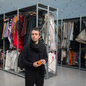 KUB-Künstler Ed Atkins bei Biennale