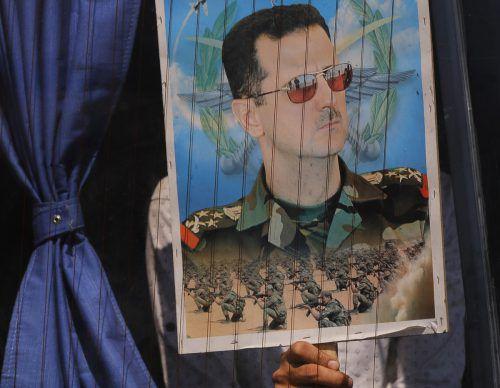 AssadsGegner müssen einsehen, dass die Rebellen den Konflikt verloren haben.AP