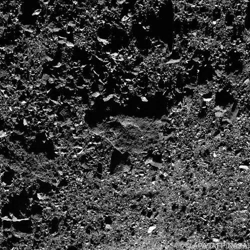 Asteroid Bennu könnte der Erde in mehr als 150 Jahren recht nahe kommen. NASA