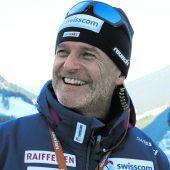 Evers ist nicht mehr Speed-Trainer der Schweizer Herren