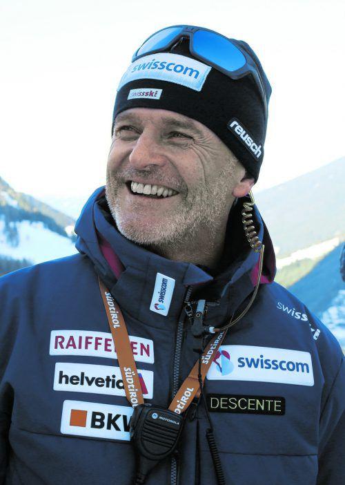 Beendet seine Tätigkeit beim Schweizer Skiverband: Andreas Evers.gepa