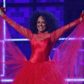 Die Diva in Rot wird 75 Jahre alt