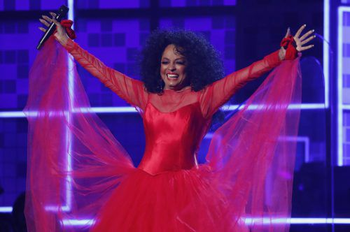 Bei den Grammy-Awards im Februar gratulierte sich Diva Diana Ross gut sechs Wochen im Voraus selbst zum Geburtstag. Reuters