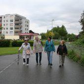 Begleiteter Spaziergang durch Lustenau