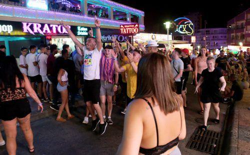 Playa de Palma will die Partyexzesse in den Griff bekommen. Reuters